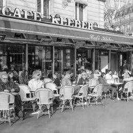 ParisCafeKleber