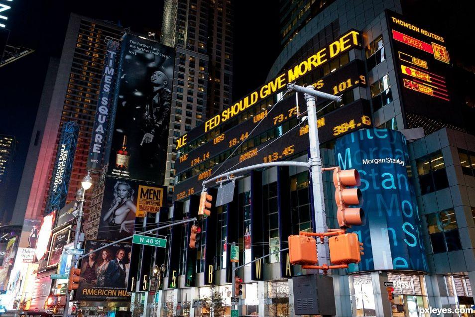 Billboards New York Style