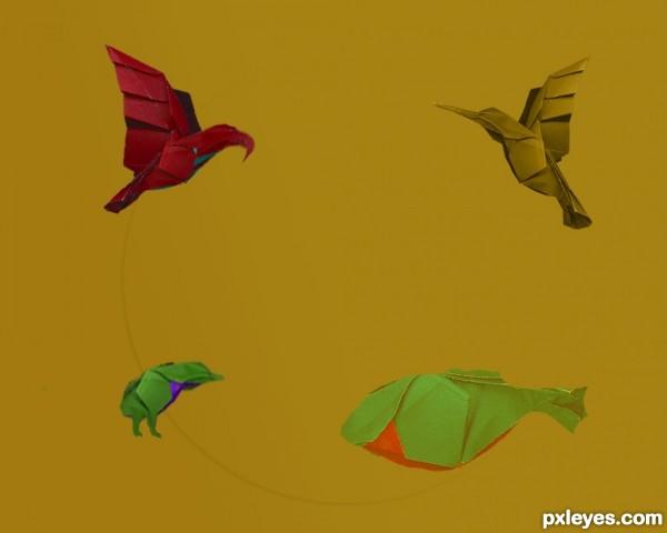 Origami-z