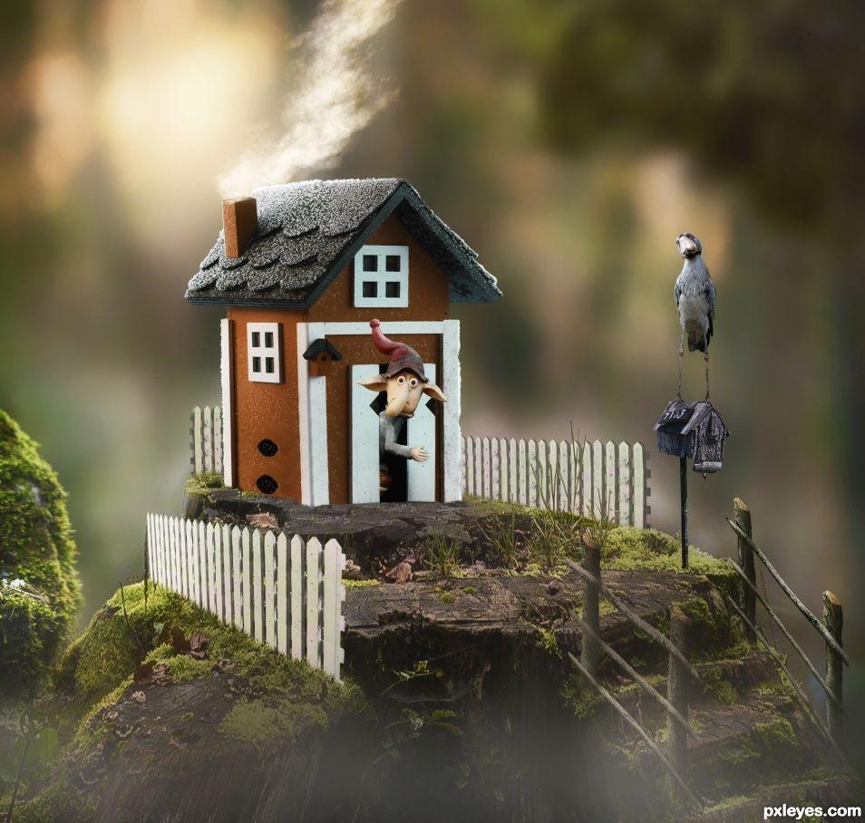 House on a Stump