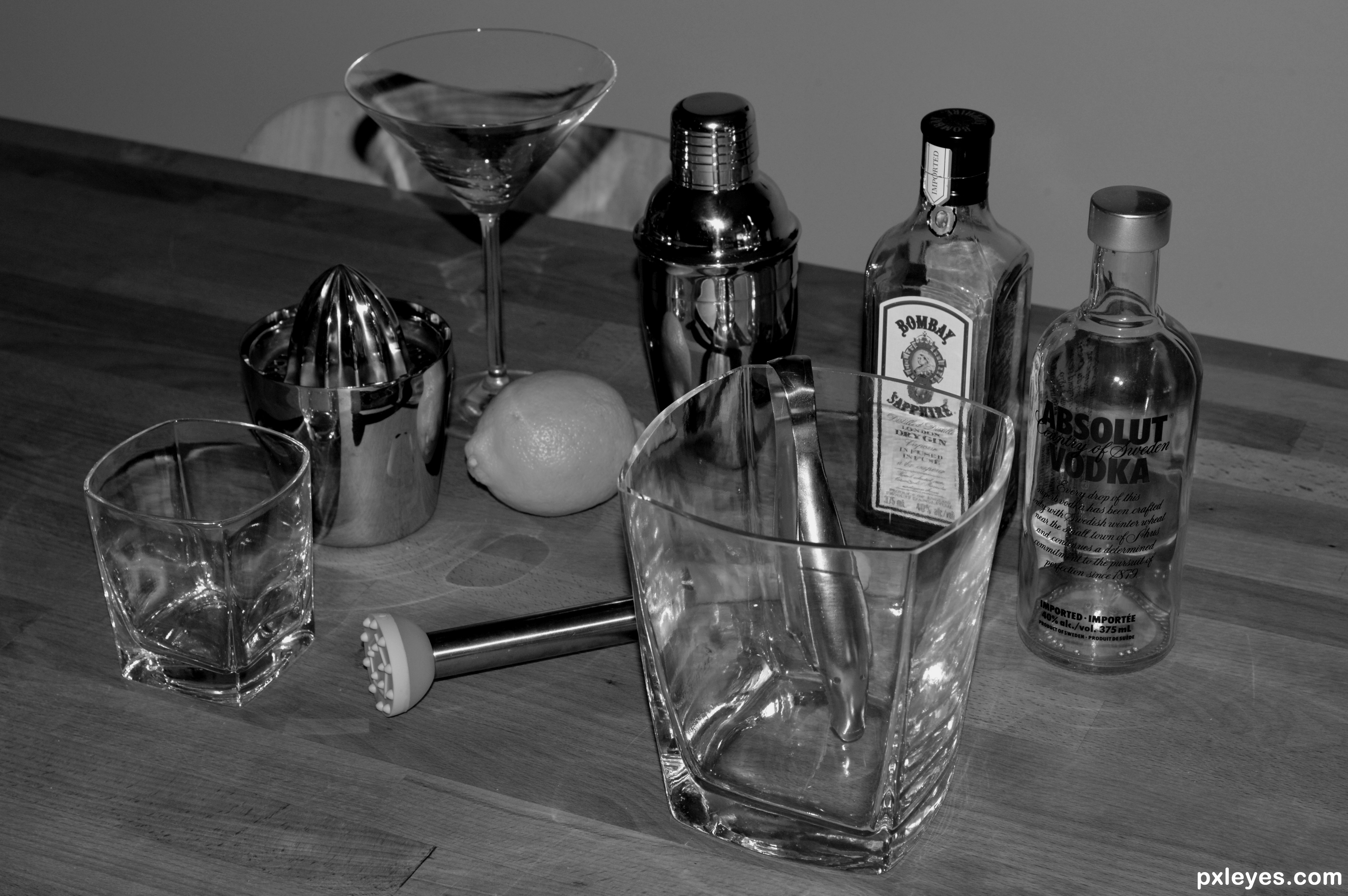 Black White Still Life Depicting Photography Contest 21402