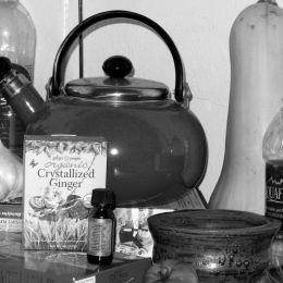 tea pot Picture