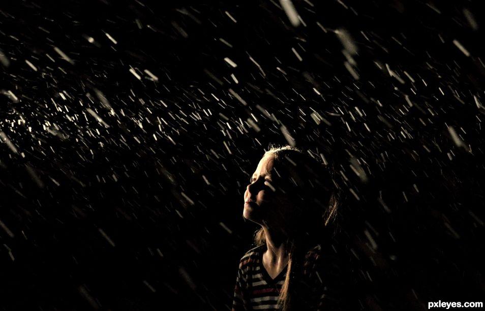 A Snowy Feeling