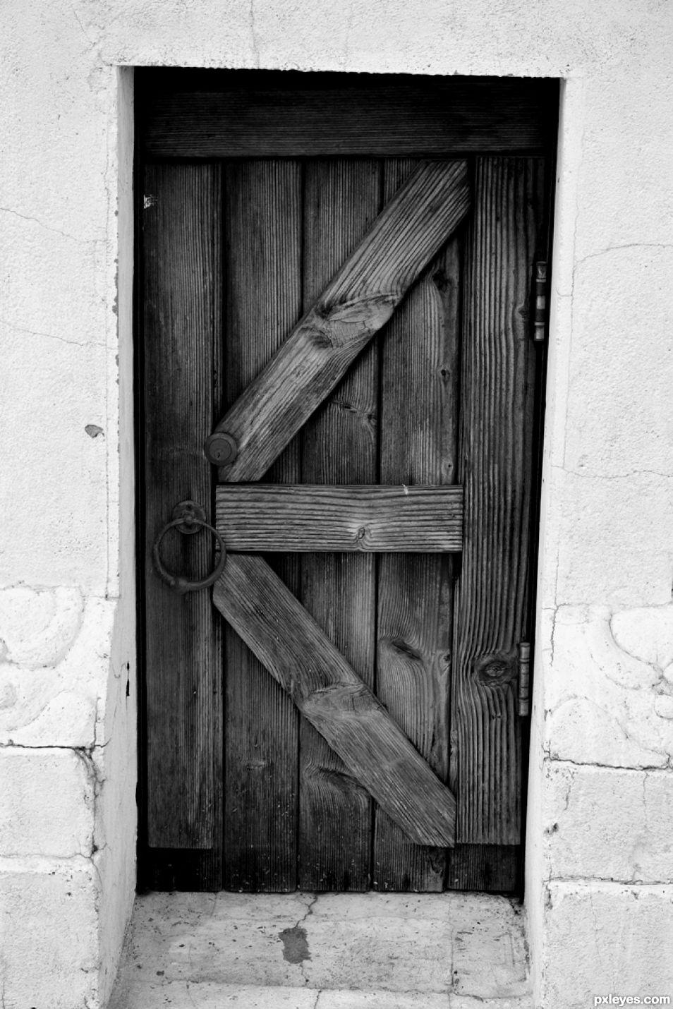 Hobbits Door