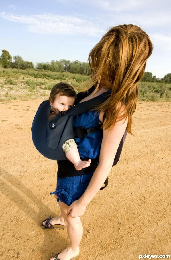 High Impact Baby Sling