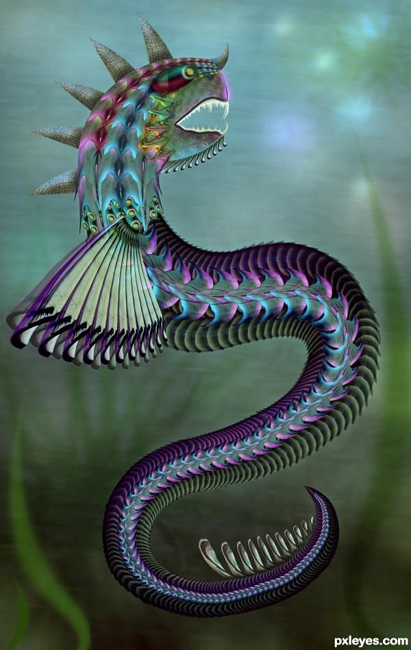 Little Sea Monster