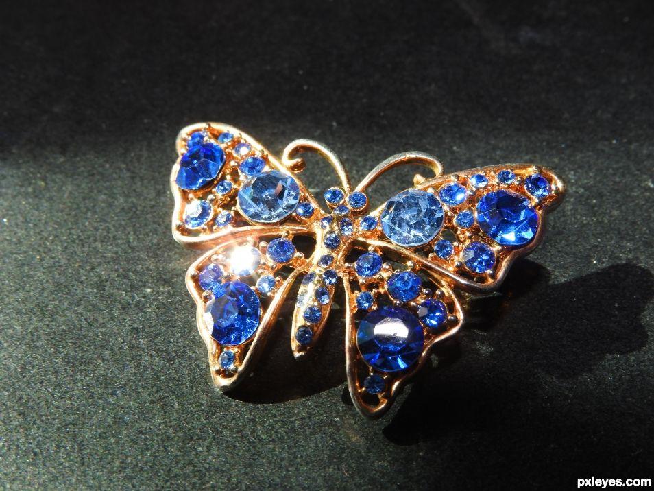 Sparkling Sapphire