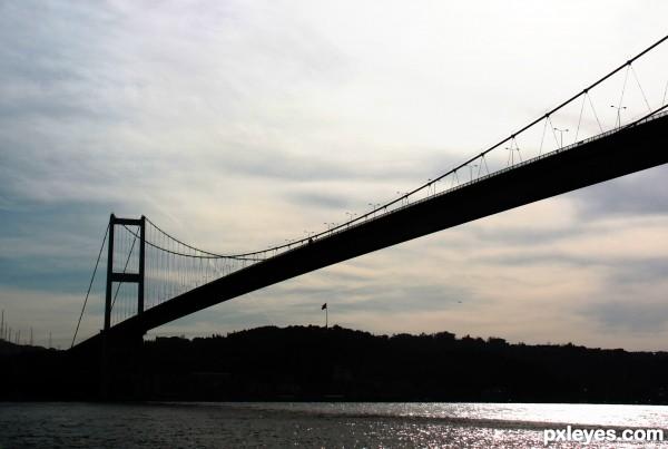 Bosphoro bridge