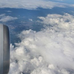 TakeofffromSantoDomingo