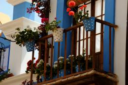 Andalusian balcony