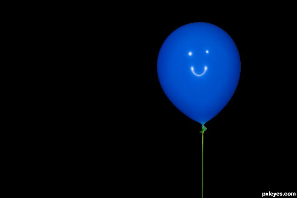 One Happy Balloon