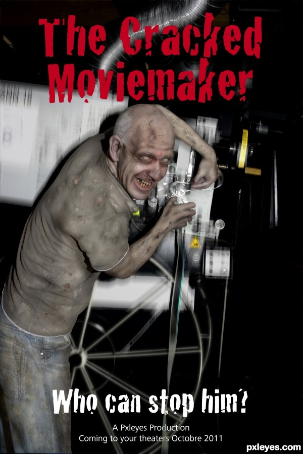 The cracked Moviemaker
