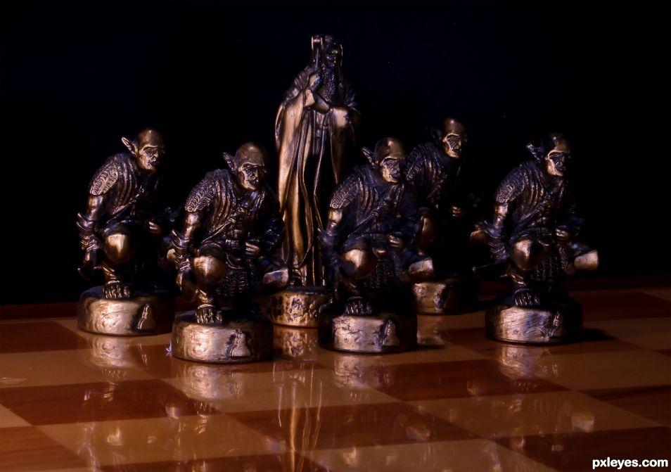 Mt. Doom Chess