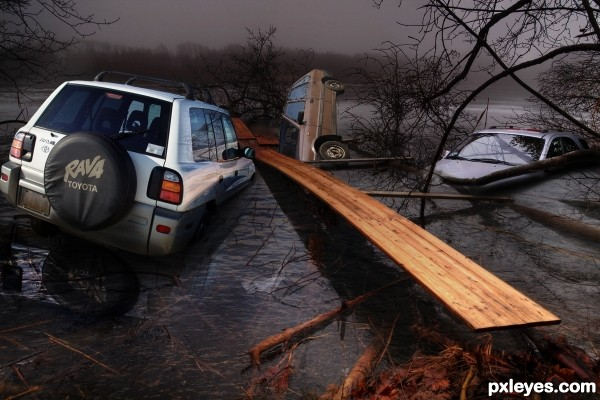 When disaster strikes...
