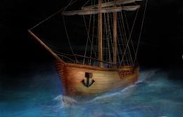 mystic barque
