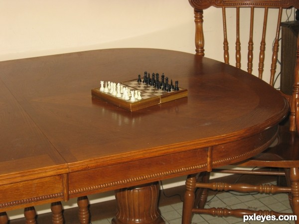 How about a little chess?