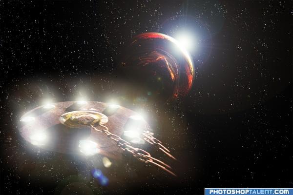UFO - Universe