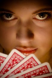 Poker Face by Kate Lederer
