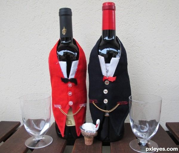 Some wine Sir ?