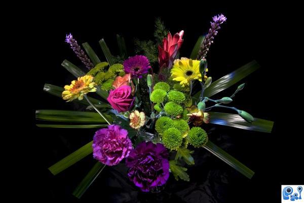 Bouquet photoshop picture