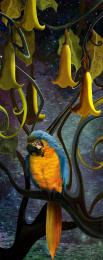 Parrot and Trumpets