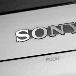 its a sony