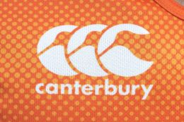 Canterbury, a New Zealand brand for Rugby