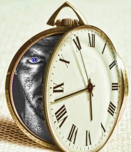 Man Behind Time