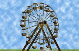 the golden wheel