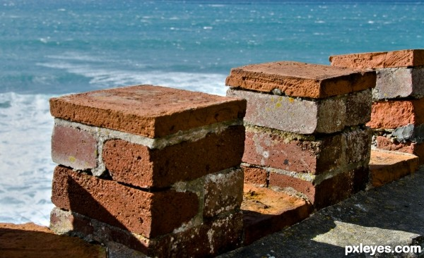bricks with a view