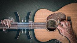 Guitar Bridge Picture