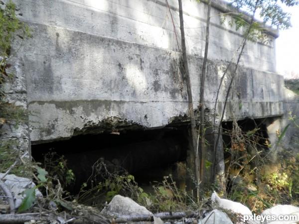 spooky bridge