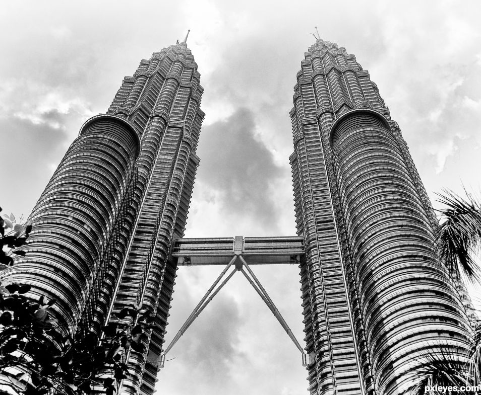 Petronas Towers Bridge