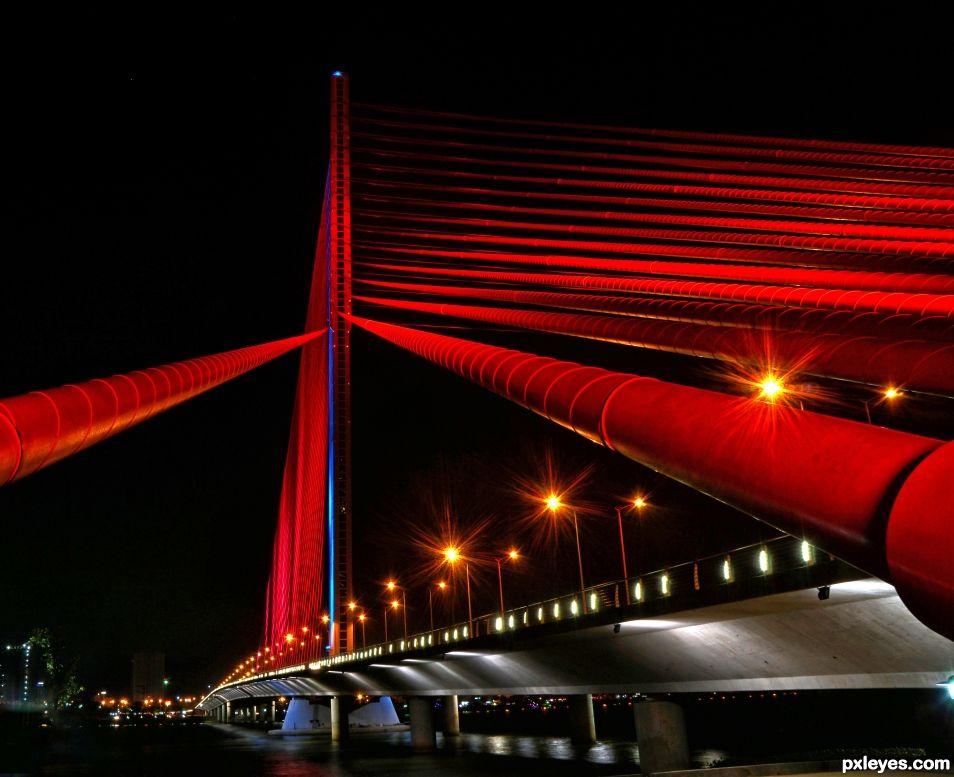 Nguyen Van Troi Bridge -  Danang