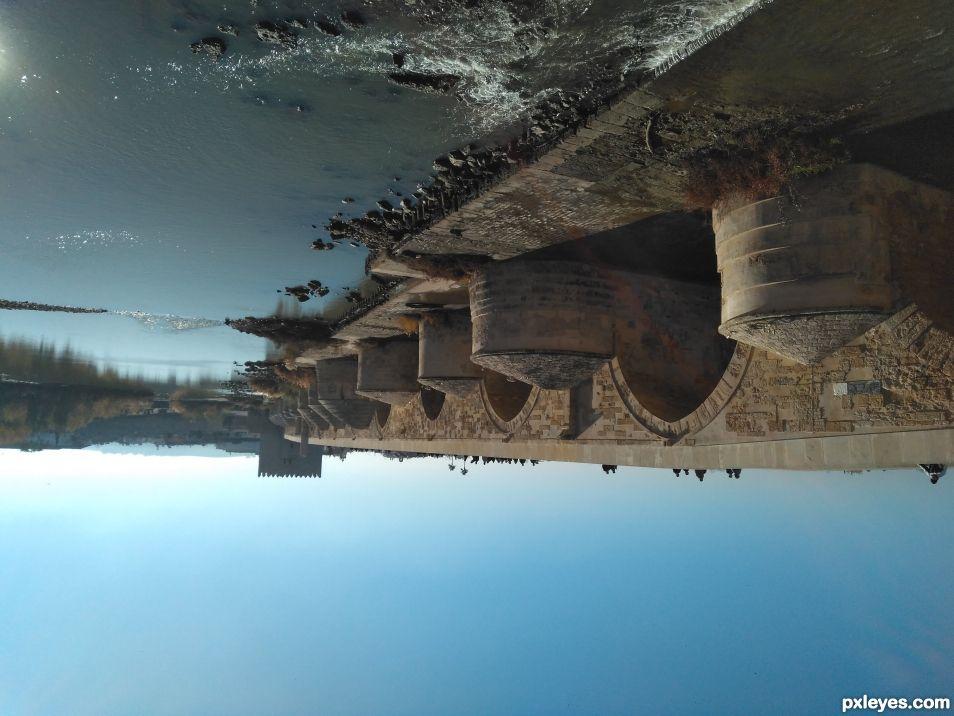 Roman bridge