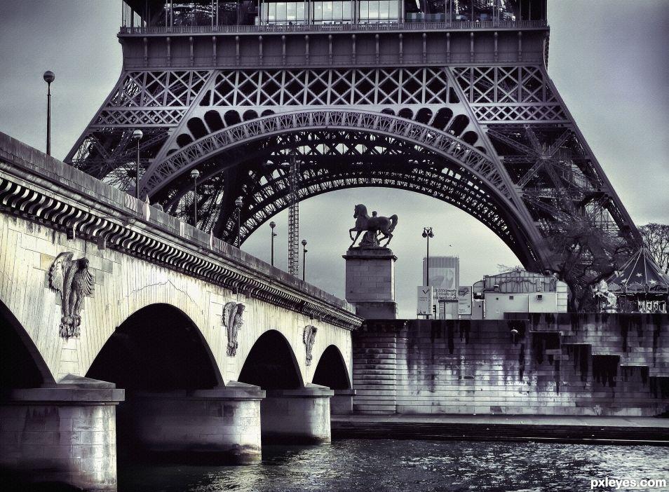 Pont DIena - PARIS