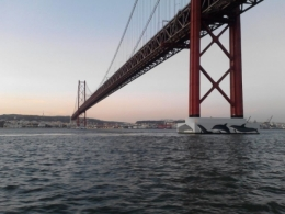 25th of April bridge ,portugal