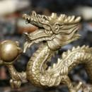 bronze dragon photoshop contest