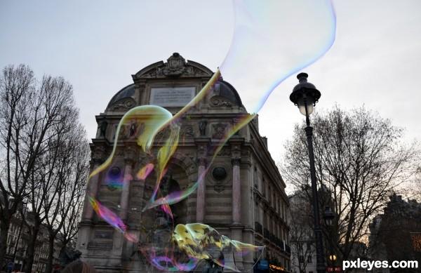 Beautiful Bubble.
