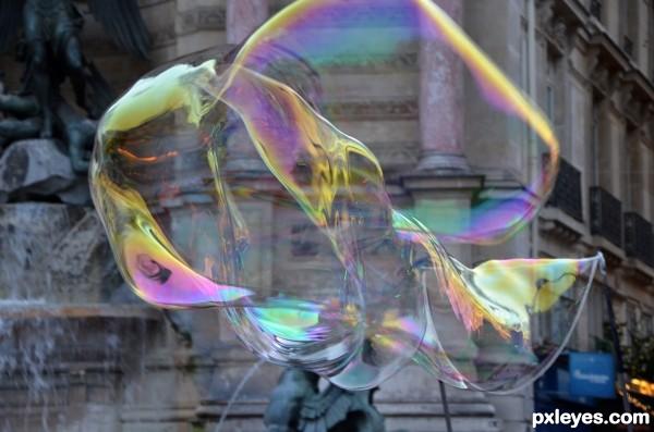 Bubbles from Paris