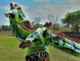 ThunderGiraffes are GOOOOOOOO!