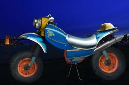 Taxi Motorcycle