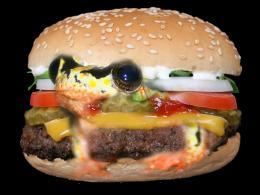 EatburgerwithFrog