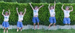 Jolly joyful jump