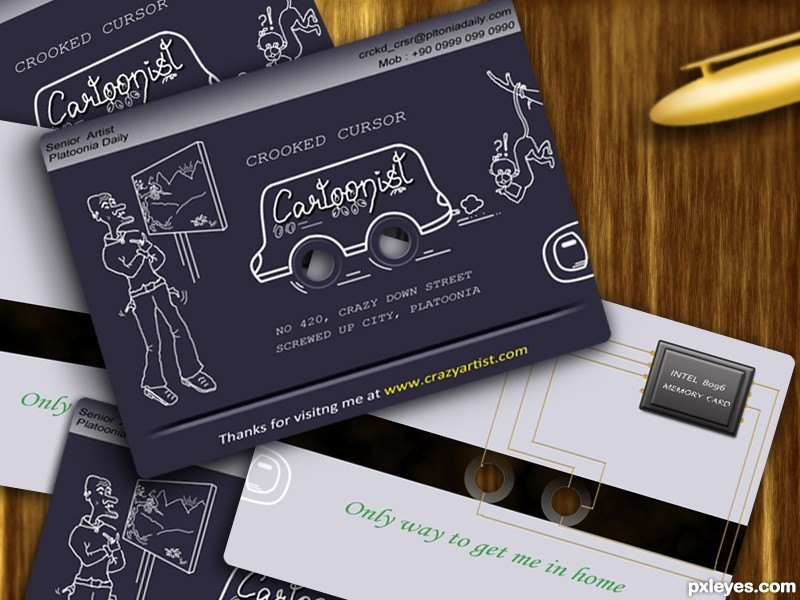 Business Cards Photoshop Contest (14342), Pictures Page 1 - Pxleyes.com