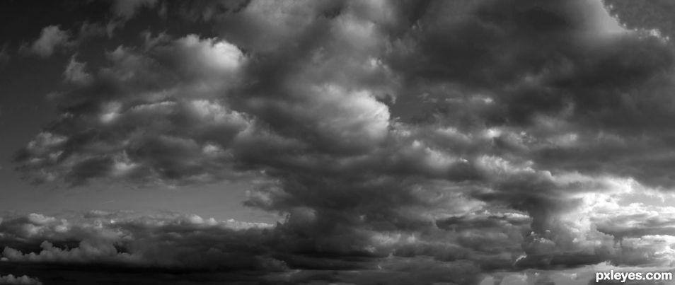 The simpson cloud