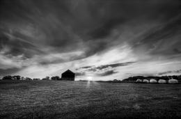 HDR Farm Picture