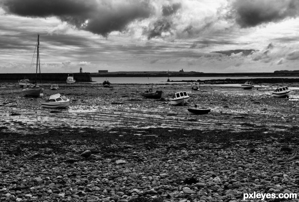 Low Tide at Derbyhaven