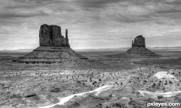 Monument Valley 2011