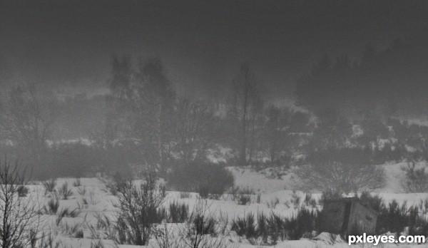 War Landscape